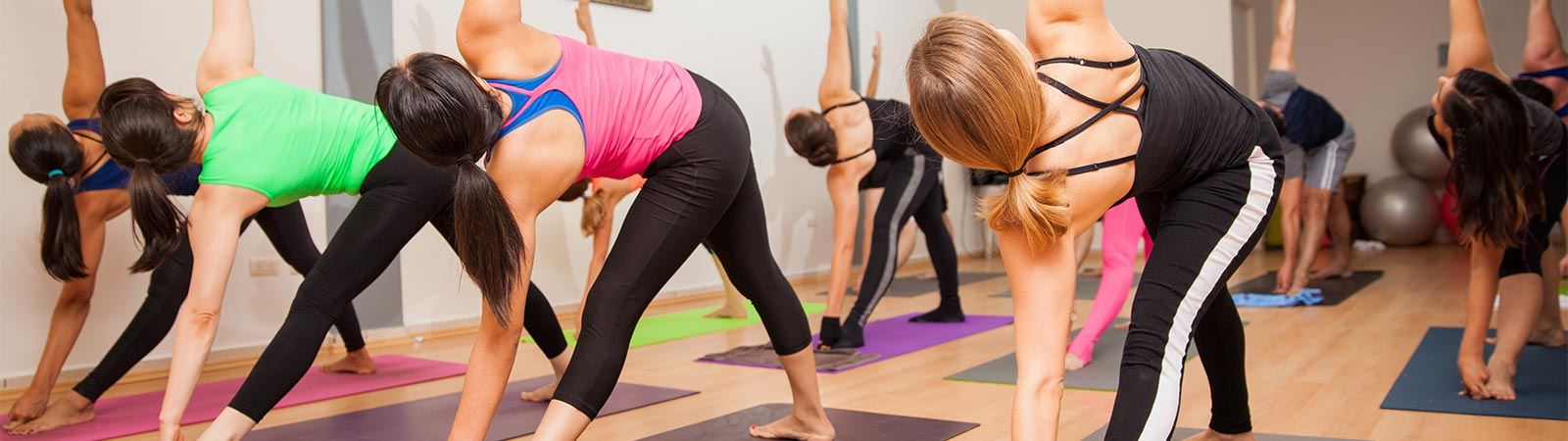 Infrared Hot Yoga Class in Wellington