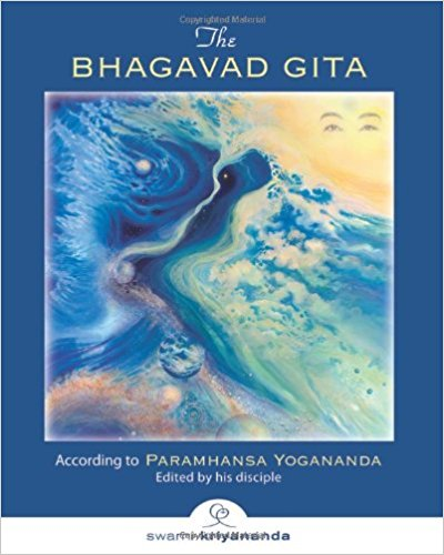 Book Cover for The Bhagavad Gita by Paramhansa Yogananda